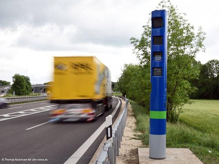 LKW Maut auf Bundesstraßen